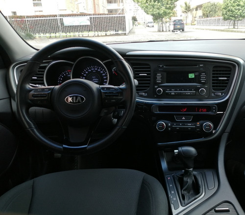 kia optima 2.0 aut