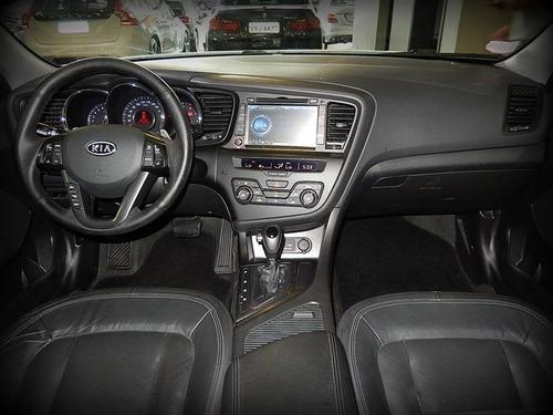 kia optima 2.4 ex 16v gasolina 4p automático 2012/2013