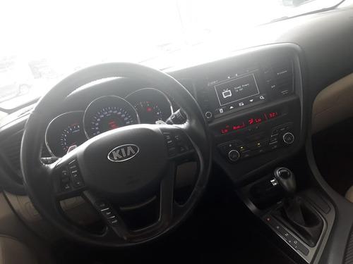 kia optima 2.4 ex 16v gasolina 4p automático
