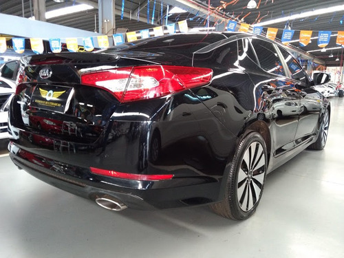 kia optima ex 2.4 at
