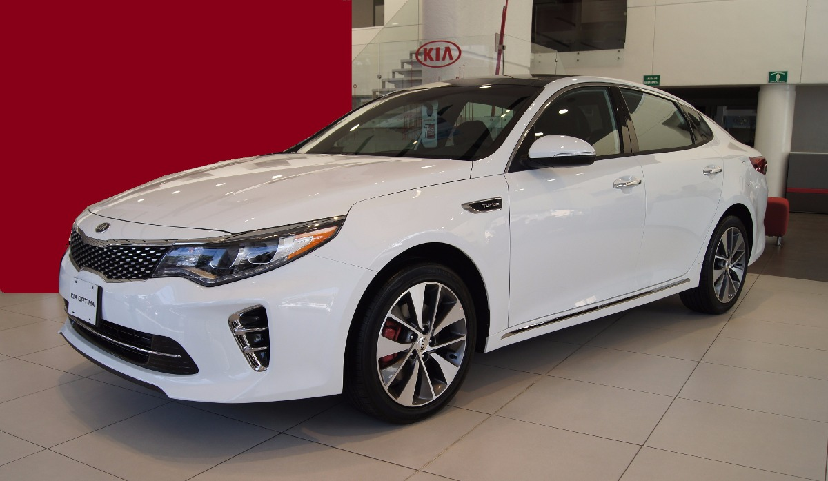 Kia Optima Turbo 2018- Kia Del Valle - $ 493,900 en ...