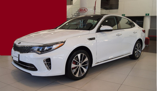 kia optima turbo 2018- kia del valle
