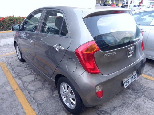 kia picanto 1.0 ex 12v flex 4p manual