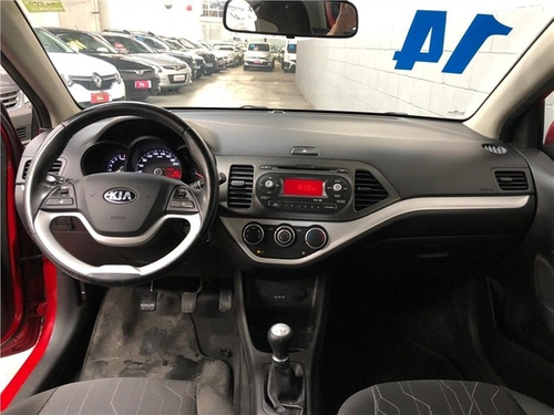 kia picanto 1.0 ex manual completo flex