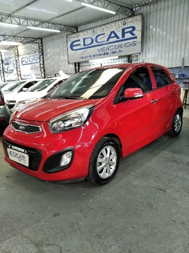 kia picanto  1.0 (flex) j318 flex manual