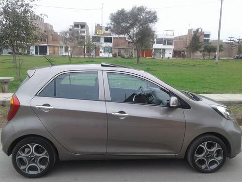 kia picanto 1.2 full at 2014 - unico dueño