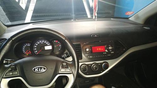kia picanto 2012 automatico 1.0 top de linha