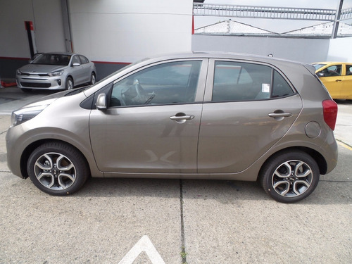 kia picanto all new modelo 2.020 zenith full