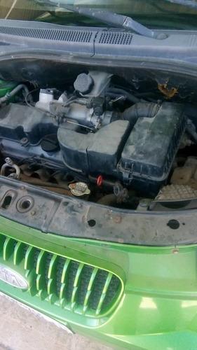 kia picanto automatico verde