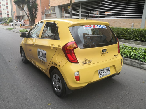 kia picanto eco taxi 1.0 cc