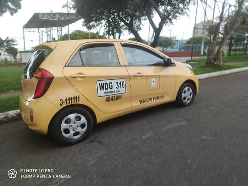 kia picanto eko taxi