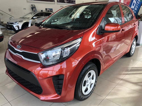 kia picanto  emotion s/a 2021