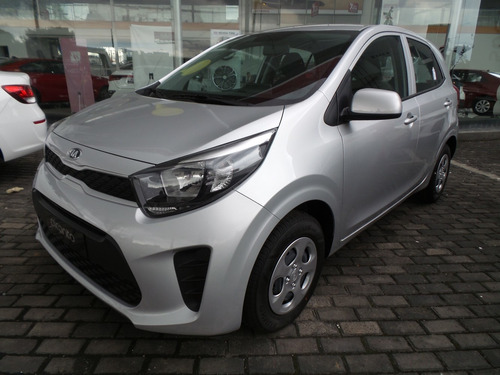 kia picanto emotion s/a  , financio 100%
