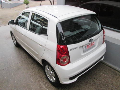 kia picanto ex 1.0 12v flex aut. 2011