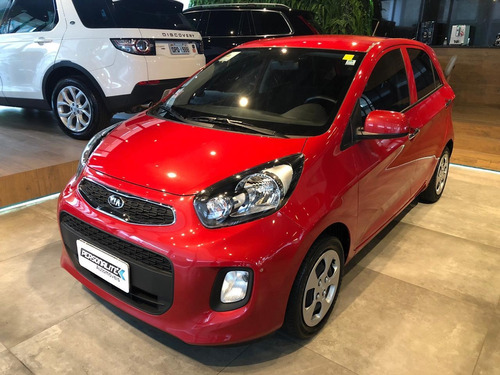 kia picanto ex 1.0 manual flex 2016