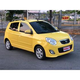 Kia Picanto Ex 2011 Com 64 Mil Km Rodados Carro Muito Bom