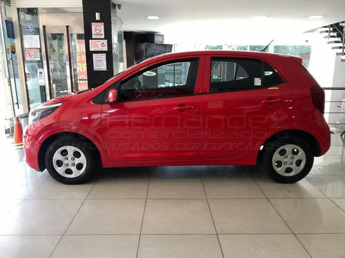 kia picanto ion all new 2018, 1.250cc, aut, sólo 11.000 kms!