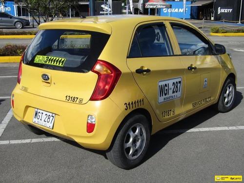 kia picanto ion eko taxi lx mt 1250 sa