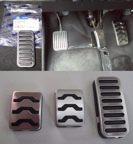kia picanto ion pedales deportivos aluminio originales kia