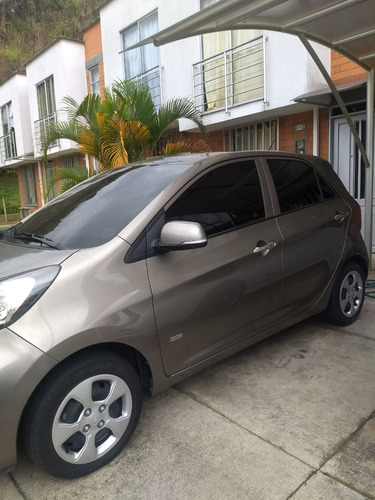 kia picanto ion r 1250 at 14710 km