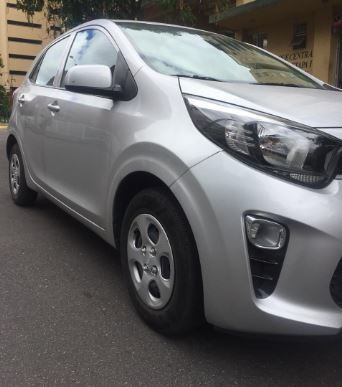 kia picanto picanto all new 2018
