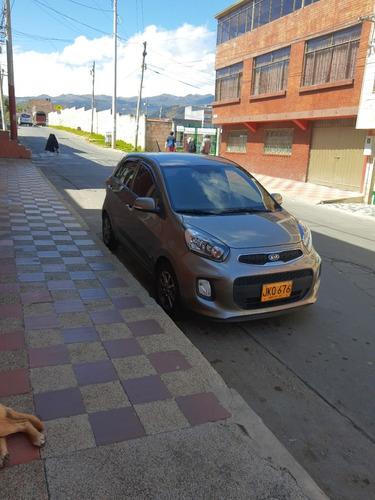 kia picanto picanto automático 2017