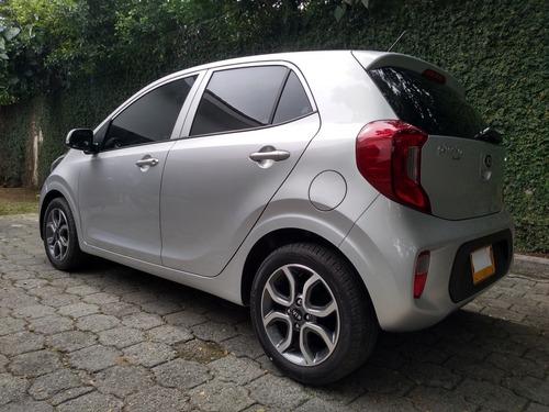 kia picanto zenith 1.250 at modelo 2020