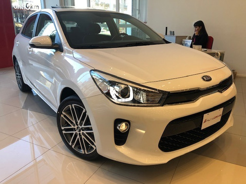 kia rio 1.6 at premium 2019 no fit exl autodrive