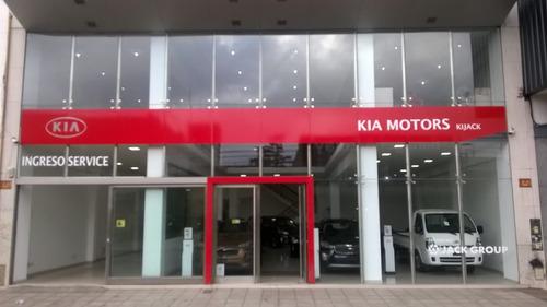 kia rio 1.6 ex at 2018 (m)