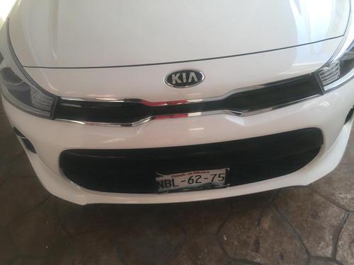 kia rio 1.6 ex hchback at 2018