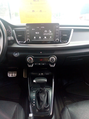 kia rio 1.6 ex pack hchback at 2018