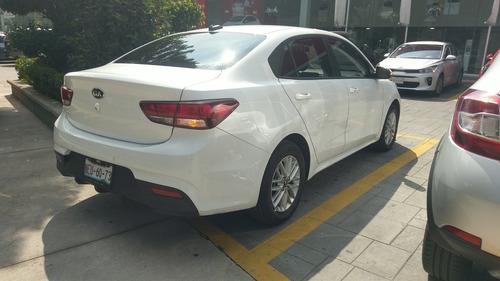 kia rio 1.6 ex sedan at 2018