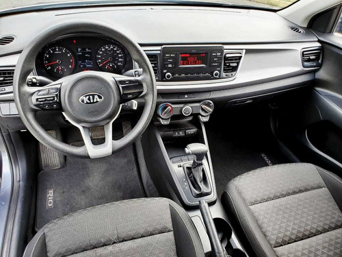 kia rio 1.6 lx sedan at 2018