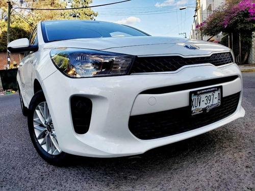 kia rio 1.6 lx sedan at 2018
