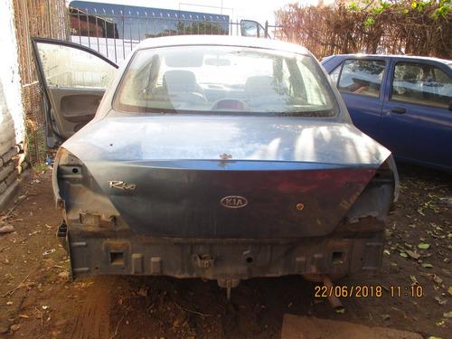 kia rio 1998 - 2002 en desarme