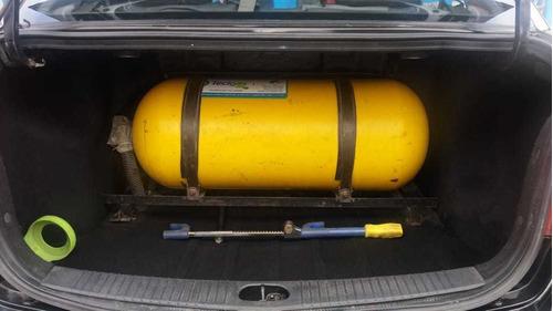 kia rio 2010 dual gnv gasolina
