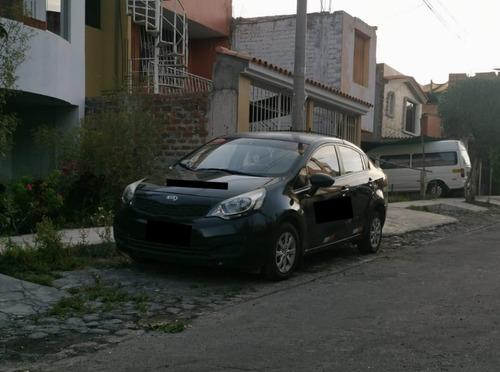 kia rio 2015
