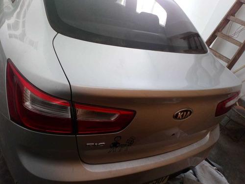 kia rio 2015 mecanico