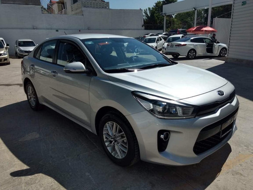 kia rio 2018 5p ex l4/1.6 aut