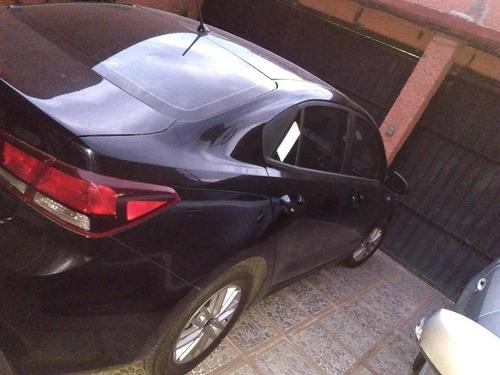 kia rio 2019 1.6l lx t/m sedan