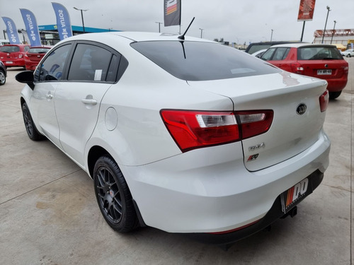 kia río 4 ex mt full 2016