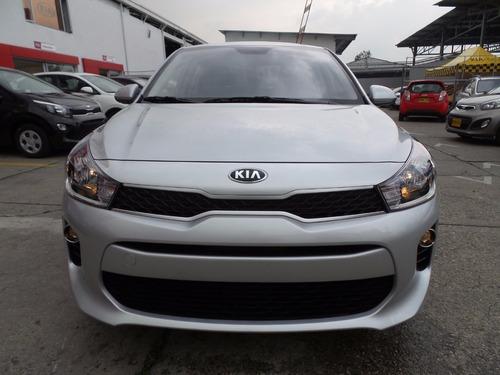 kia rio all new .sedan. modelo 2.019 . 0km