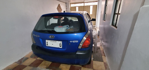 kia rio hatchback 2006 1.4l