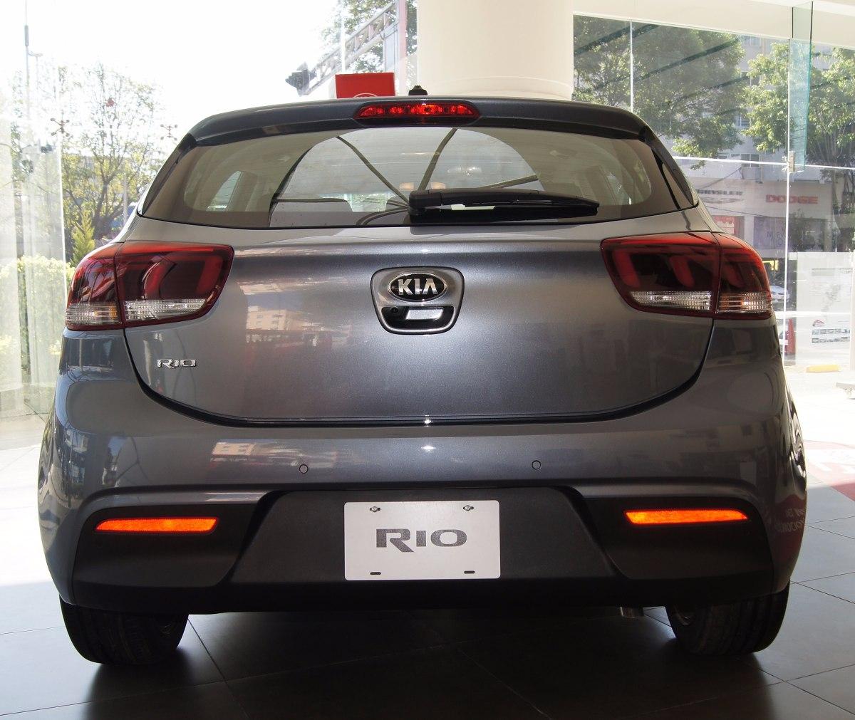 Kia Rio 1 Hatchback: $ 309,900 En Mercado Libre