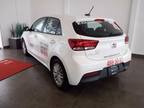 kia rio hatchback ex tm demo 2018 / kia diamante
