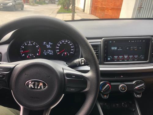 kia rio hatchback lx sport 2018 7800km