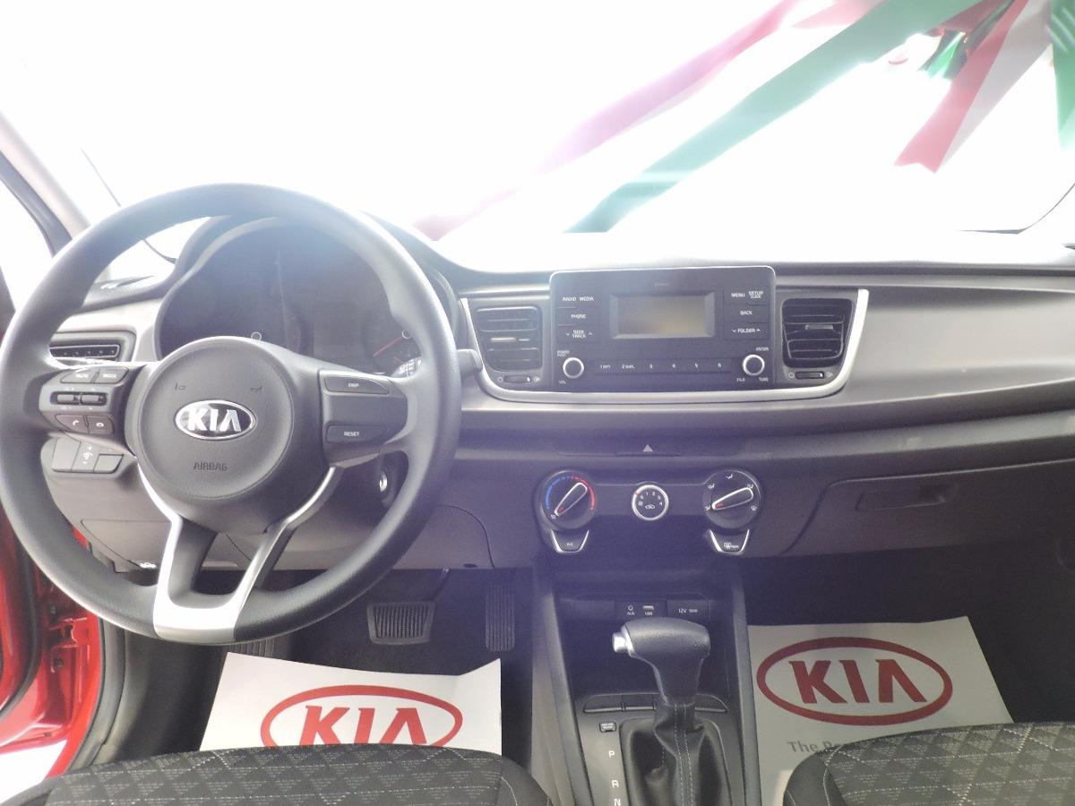 Kia Rio Hatchback >> Kia Rio Hatchback Lx Ta 2018 / Kia Acapulco - $ 248,900 en ...