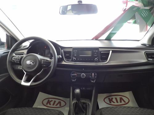 kia rio hatchback lx tm 2018 / kia acapulco