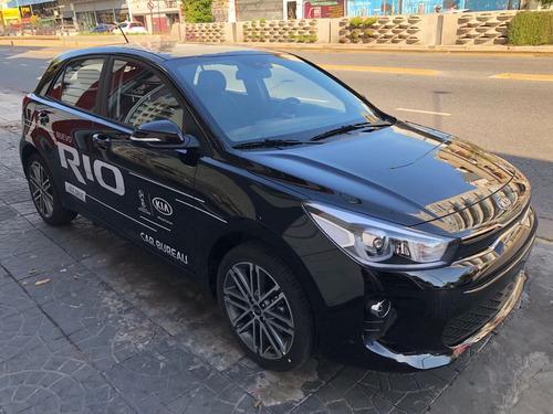 kia rio premium 1.6 sx a/t  2020 0km descuentos