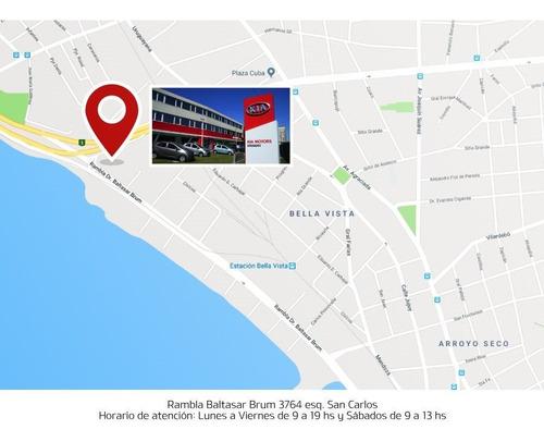 kia rio sedán ex plus mt 2019 0km